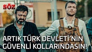 Söz | 12.Bölüm - Artık Türk Devleti'nin Güvenli Kollarındasın!