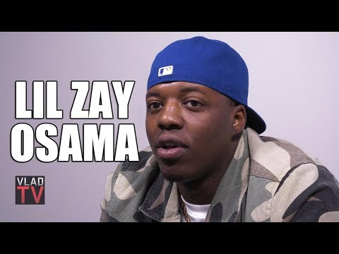 Lil Zay Osama on Why He Hates Being Asked About the Illuminati (Part 8)