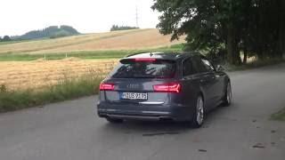 Audi A6 Avant 3.0tdi competition MTM sound
