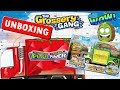 Grossery Gang UNBOXING camión Playset Muck Chuck Garbage Truck