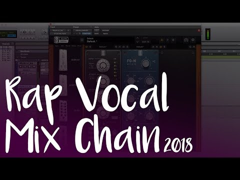 Mixing Rap Vocals With Slate Digital