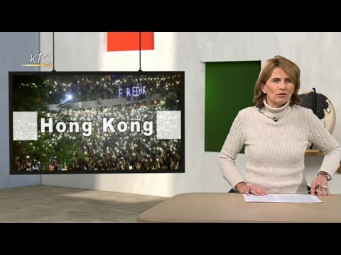 Manifestations à Hong Kong : la tension monte
