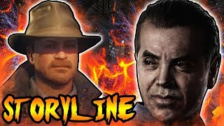 JACK VINCENT Arrested The MOB OF THE DEAD Crew! Easter Eggs in SOE! Black Ops 3 Zombies Storyline