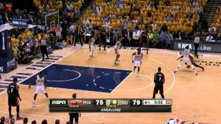 Paul George - 37 points vs Heat Full Highlights (2014 ECF GM5) (2014.05.28)