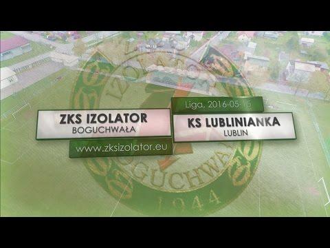 Izolator Boguchwała - Lublinianka 2-0 [WIDEO, SKRÓT MECZU]