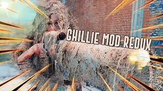 FALLOUT 4 MODS - Ghillie Mod Redux