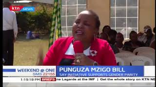 Women legislators support the Punguza Mzigo bill