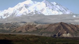 Where is mount mckinley on a map