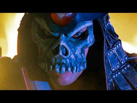 MORTAL KOMBAT 9 & 10 Full Movie All Cutscenes Complete Story