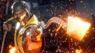 Mortal Kombat Full Movie 9 & X All Cutscenes HD