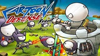 Cartoon Defense Reboot - Android Gameplay ᴴᴰ