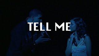 Tell me - Jhene Aiko / Drake Type Beat