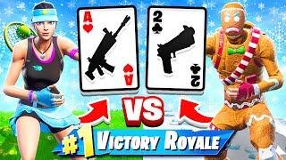 Fortnite WAR! Card GAME! *NEW*