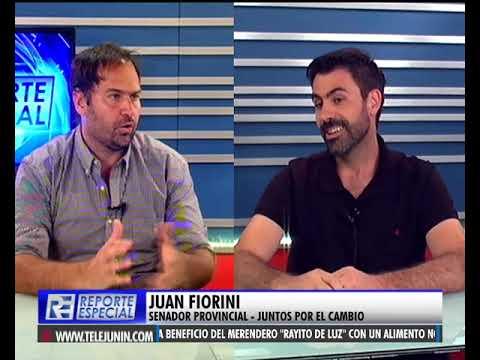 "Juan Fiorini: ""La Argentina está mejor que en 2015"""