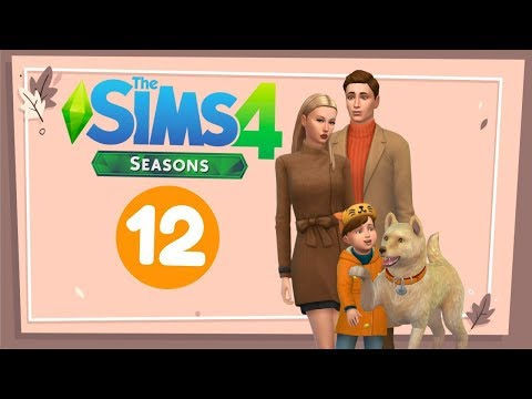 The Sims 4 Времена Года. ツ Праздник Урожая. - #12
