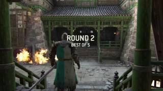Một chút về Open Beta For Honor, cảm giác chơi thử phải nói đồ họa...