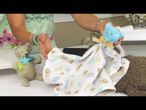 Handmade Bear Softie | Sizzix Licensed Designer Kid Giddy : Part 2