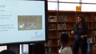 Cedar Bayou Junior - Library Acceptable Use Policy