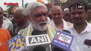 MoS Ashwini Choubey Threatens Policman; Later Clarifies Statement