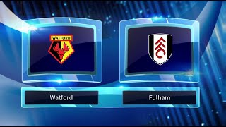 Watford Vs Fulham Predictions & Preview 02/04/2019 - Football Predictions