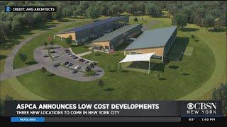 ASPCA Announces Low Cost Developments