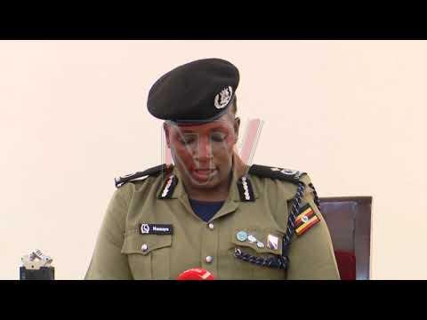 Police arrest UPDF deserter