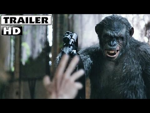 Trailer El amanecer del planeta de los simios