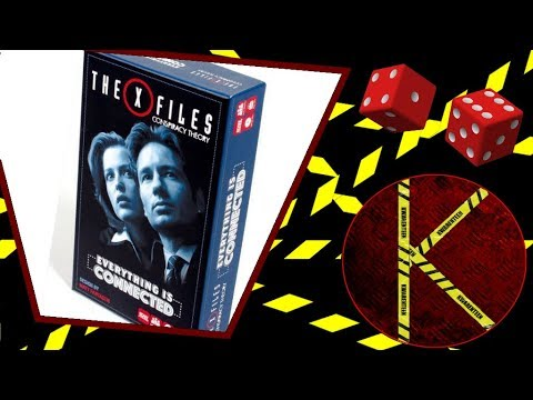 The X Files: Conspiracy Theory Review