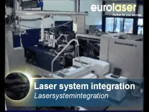 Fully-automatic production line | Laser cutting
