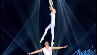 CABARET DU MONDE - parovy show dance a balet