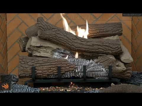 Giant Timbers Outdoor Ventless Gas Log Set