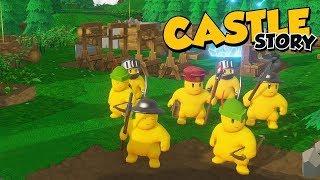 Castle Story - строим империю!!!