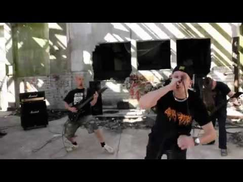 By Brute Force - Global Enslavement (Official Video Clip)