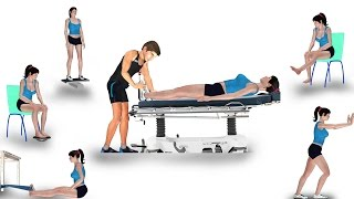 Exercises for Ankle Joint Ligament Injury & It's Recovery Period