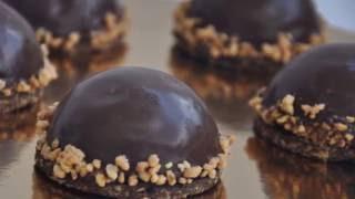 מתכון לכיפות מוס שוקולד