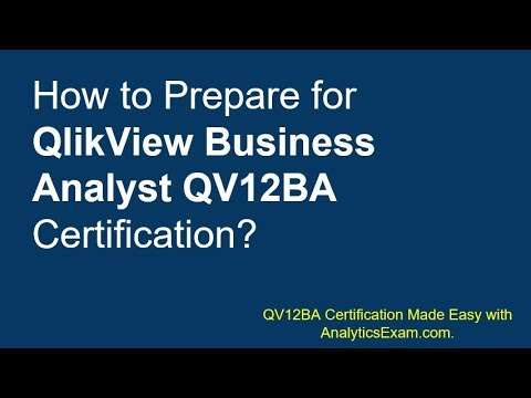 Motive Yourself to Achieve QlikView Business Analyst (QV12BA ...