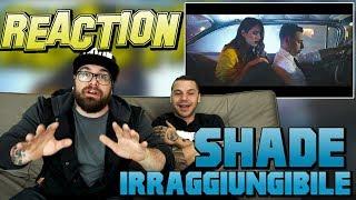 SHADE - IRRAGIUNGIBILE ( ft. F. Carta ) | RAP REACTION 2017 | ARCADE BOYZ