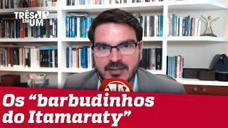 3 em 1: Antiamericanismo é infantil, colegial e patológico, diz Rodrigo Constantino