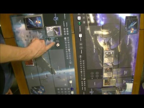 Babylon 5 CCG - Introductory Game: How To Play?