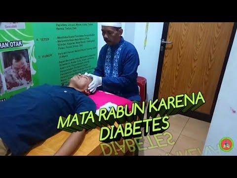 Pengobatan Mata karena Diabetes