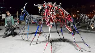 Роботы стимпанк