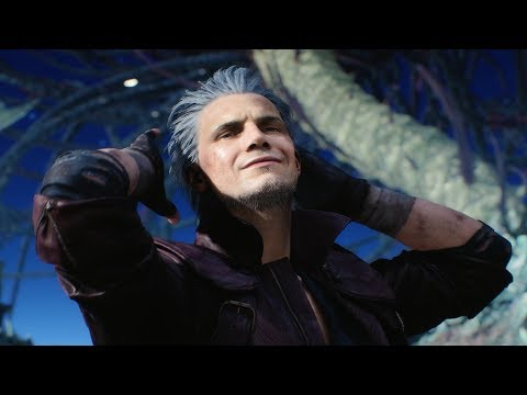 Devil May Cry 5: All Bloody Palace Endings