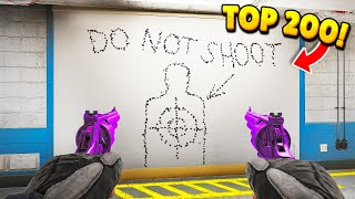 TOP 200 FUNNIEST FAILS IN RAINBOW SIX SIEGE (Part 3)