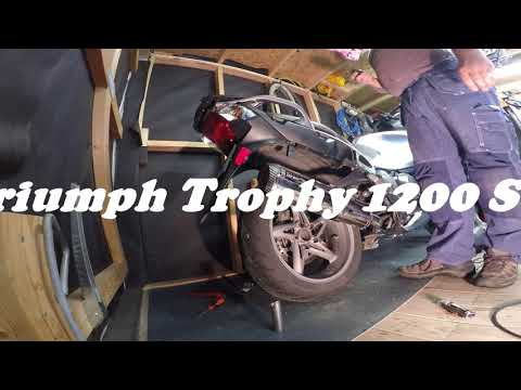 Triumph Trophy 1200 - 2014 / new slip-on from PipeWerx