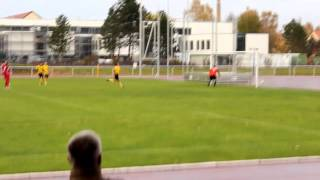 preview picture of video 'Bornaer SV 91 - Roßweiner SV | Treffer zum 5:1'