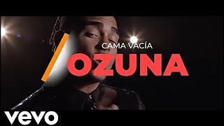 Cama Vacia- Ozuna-(Video Oficial) 🐻