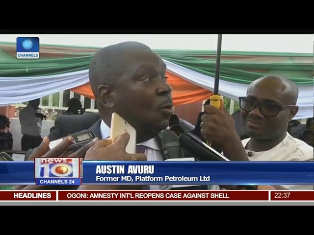 Platform Petroleum Ltd Donates Building To University Of Nigeria Nsuka