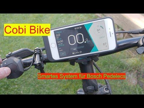 Cobi bike vorgestellt - Smartes Pedelec System für Bosch E-Bikes