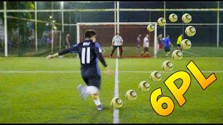 6PL Penalty Shoot-Out