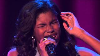 Diamond White - Because You Loved Me (THE X FACTOR USA)